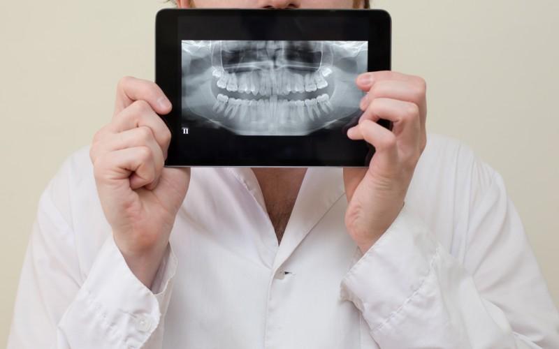 Hallo in Ihrer digitalen Zahnarztpraxis